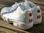 Mike Bibby Air Jordan IX
