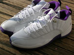 Mike Bibby Air Jordan XII